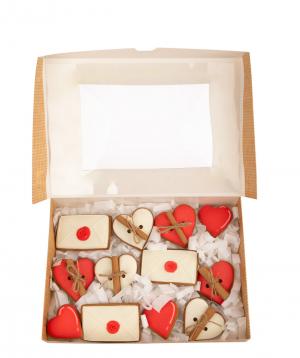Թխվածքաբլիթներ «Tartist»  սիրային