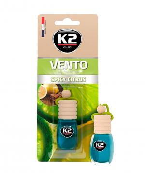 Թարմացուցիչ «Standard Oil» ավտոսրահի օդի K2 Vinci vento picy citrus