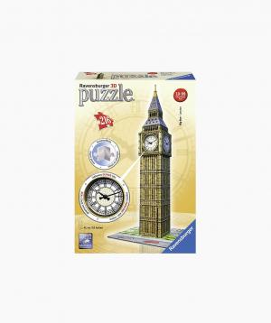 Ravensburger 3D Puzzle Big Ben with clock 216p