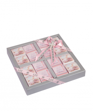 Chocolate candies `LEE BABTISM GIRL`