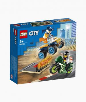 Lego City Կառուցողական Խաղ «Հնարքներ բանեցնողների թիմ»