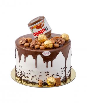 Cake `Nutella`