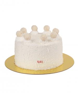 Cake `Raffaello`