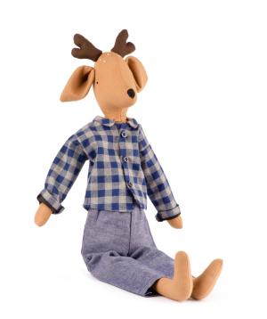 """Doll """"Onze"""" Deer Dani №4"""