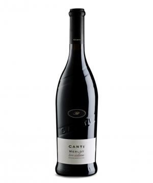 Գինի «Canti Merlot Terre Siciliane» կարմիր, անապակ 750մլ
