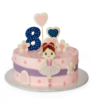 "Cake ""Ballerina"""