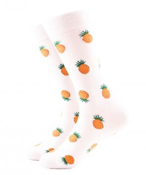 "Socks ""Zeal Socks"" pineapple"