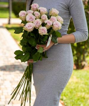 Վարդեր «Silverado» բաց մանուշակագույն 15 հատ