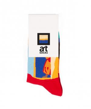 Գուլպաներ «Art socks» «Մեր գյուղ» կտավով