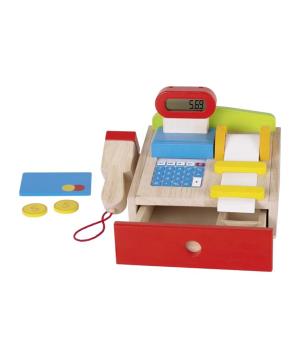 Խաղալիք «Goki Toys» Հաշվիչ-դրամարկղ մթերային խանութի համար