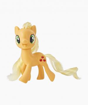 Hasbro Cartoon Character Figurine My Little Pony APPLEJACK