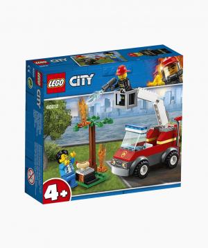 Lego City Կառուցողական Խաղ «Հրդեհ` Պիկնիկի Ժամանակ»