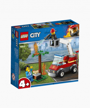 Lego City Constructor Barbecue Burn Out