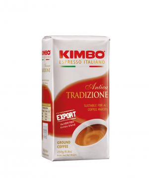 Coffee `Kimbo Antica Tradizione` ground 250g