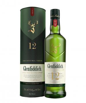Վիսկի Glenfiddich 12 Years 0.7լ