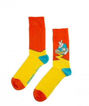"""Socks """"Dobby socks"""" rabbit"""