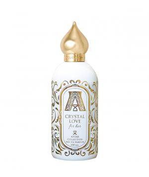 Perfume `Attar Collection Crystal Love For Her` Eau De parfum