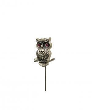 """Brooch """"Phantom"""" owl"""