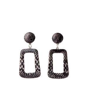Earrings `Ssangel Jewelry` №16