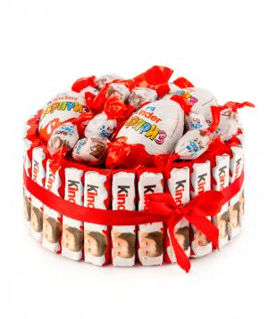 Քաղցր կոմպոզիցիա «Basic Store» քաղցրիկ