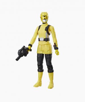 Hasbro Hero Figurine Power Rangers YELLOW RANGER