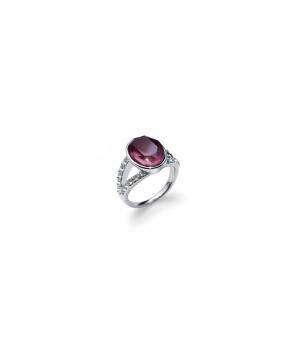 "Ring  ""Oliver Weber"" 41144S VIO"