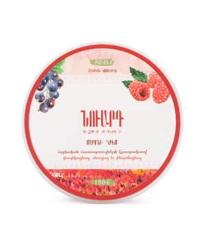 """Cream """"Nuard"""" for body, with berry extract 150ml"""