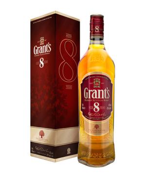 Վիսկի «Grants« 8 տ 1 լ