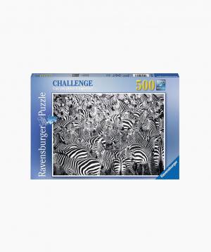Ravensburger Puzzle Zebras 500p