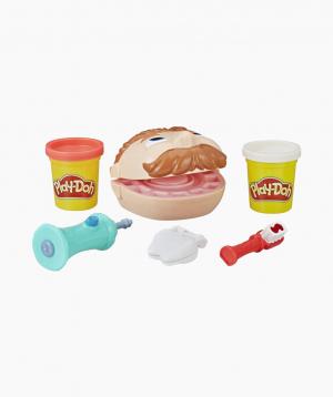 Hasbro Պլաստիլին PLAY-DOH Մինի հավաքածու «Բժիշկ Դրիլ»