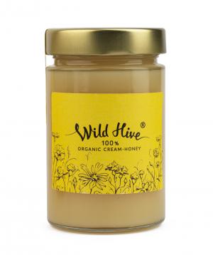 Կրեմ-մեղր «Wild Hive» 100% օրգանական  430գ