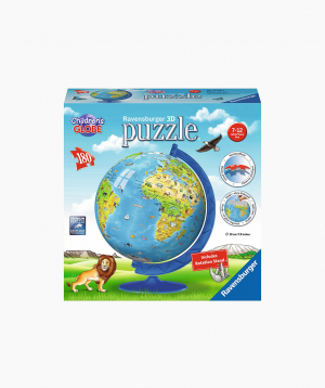 Ravensburger 3D Puzzle Children's Globe 180p
