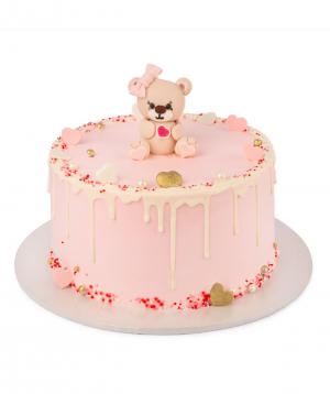 Cake `Mishka`