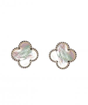 """Earrings """"Har Jewelry"""" silver №7"""