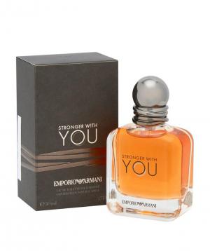 Perfume `Emporio Armani Stronger With You` Eau De parfum 50 ml