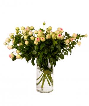 Bouquet `JELATO` with peony rose
