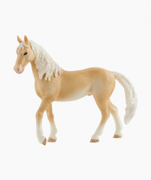 Schleich Animal Figurine Akhal Teke stallion