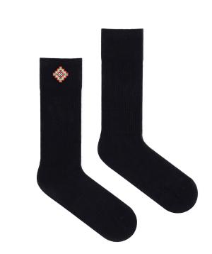"""Socks """"Flying Feet"""" Artsakh blue"""