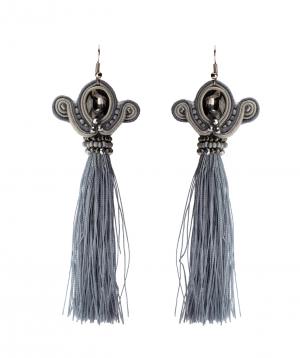 "Earrings ""LilmArt"" handmade №6"