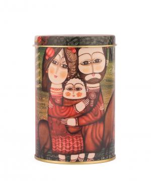 "Tea ""Nazan"" with pine needles and mint"