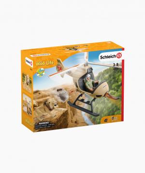 Schleich Figurine Animal rescue helicopter