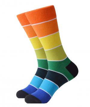 Socks `Zeal Socks` colors №4
