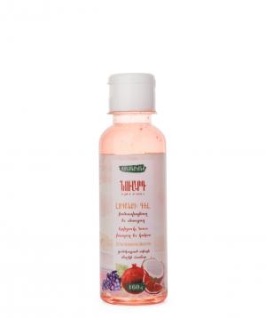 "Shower gel ""Nuard"" moisturizing and nourishing, 160 ml"