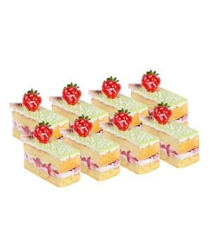 Pastry `Parma` Tropicana 8 pieces
