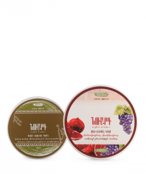 Collection `Nuard` nourishing mask and universal cream