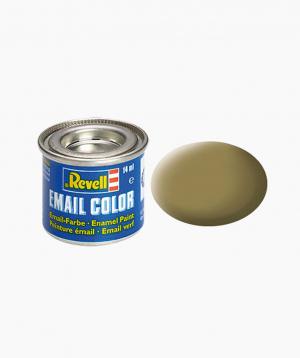 Revell Paint olive brown, matt