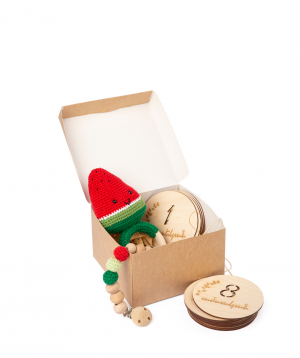 """Gift box """"Crafts by Ro"""" №3"""