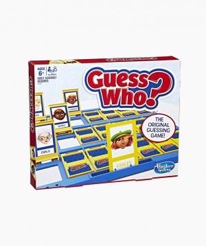 Hasbro Սեղանի Խաղ GUESS WHO