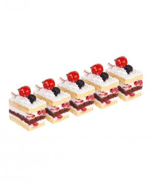 Pastry `Parma` Fragola 5 pieces