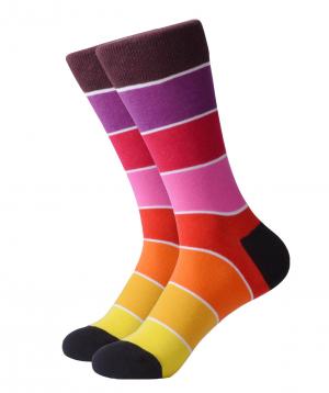 Socks `Zeal Socks` colors №5